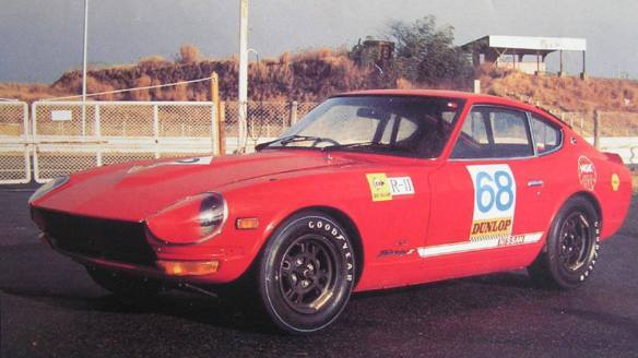 Nissan Fairlady Z432R at Suzuka [1970]